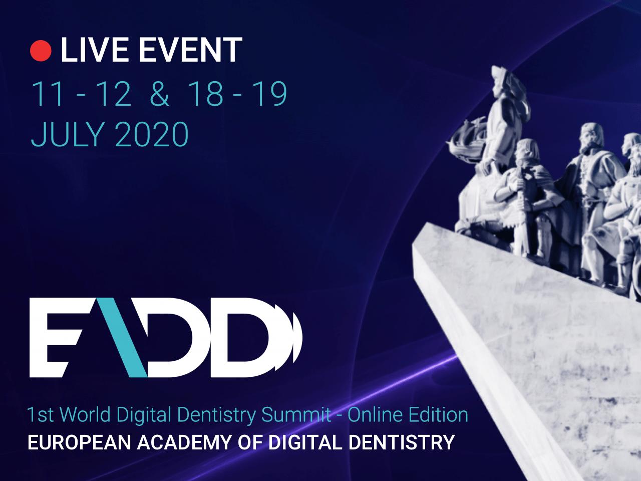 2020 EADD Congress | 1st World Digital Dentistry Summit